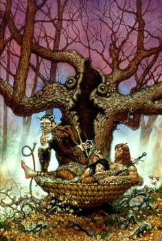 IN THE FOREST BY DON MAITZ