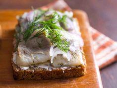 Pickled Herring Smørrebrød