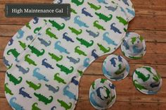 Check out this item in my Etsy shop https://www.etsy.com/listing/261251115/preppy-alligators-baby-boy-set