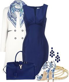 """Love the dress"" by amo-iste ❤ liked on Polyvore"