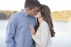 Kerri & Mike | Engaged! #winter #lake #raleigh #love  (c) Erica Akroyd Photography | Raleigh Portrait + Wedding Photographer