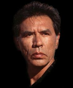 Wes Studi (b.1947) of Cherokee heritage, appeared in well-received Academy Award-winning films, such as Kevin Costner's Dances with Wolves, Michael Mann's The Last of the Mohicans (1992), the award-winning Geronimo: An American Legend (1993) and the Academy Award-nominated film The New World (2005). he was drafted into the Army and served 18 months in Vietnam.
