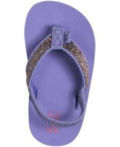 Teva Toddler Girls' Mush Ii Flip-Flop Sandals from Finish Line - Purple 4
