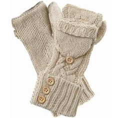 guantes tejidos a crochet patrones gratis lechuzas - Buscar con Google