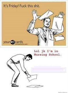 This Week On Pinterest: 15 Funniest Nursing Quotes About Life In Nursing School - https://howtobeanurse.tips/nursing-quotes/this-week-on-pinterest-15-funniest-nursing-quotes-about-life-in-nursing-school/ - More information about how to be a nurse go to http://howtobeanurse.tips