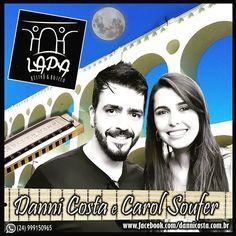 SÁBADO, 23/01, tem música ao vivo com Danni Costa e Carol Soufer no Lapa Bistrô & Boteco (Monte Castelo/VR) a partir das 21h. . . #DanniCostaeCarolSoufer #MusicaAoVivo...