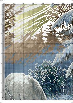 Gallery.ru / Фото #1 - 7 - TATO4KA6 Cross Stitch Horse, Cross Stitch Animals, Counted Cross Stitch Patterns, Cross Stitch Embroidery, City Photo, Horses, Crossstitch, Nativity Scenes, Dots