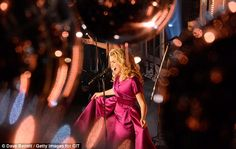 Belter: The musician was pouring her heart into the ballad she was performing. Paloma Faith, Satin Gown, Simple Style, Tower, Glamour, Heart, Rook, Computer Case, The Shining