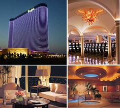 The Borgata Casino, Atlantic City. An MGM property, this is a spectacular casino located in the Marina District...a little slice of Las Vegas on the East Coast.