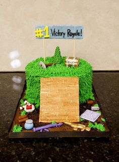 Photo Of Sweet Chemistry Confections Yucaipa Ca United States Fortnite Cake