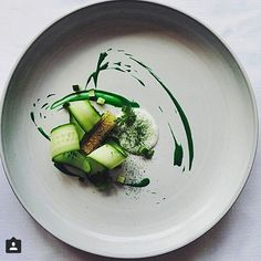 Cucumber salad...Check out our page and follow for daily inspiring food art.. Cheers #nofilter #chef #privatechef #food #eat #dinner #dinnertime #art ##losangeles #plating #foodporn #cooking #foodporn #culinary #makeitwork #insta #instagram #hashtag #newyork #thecity #photography #fresh #kitchen #mykitchen #foodart #privatechefsclub #cook #foodie #foodart #foodpic #art #plating