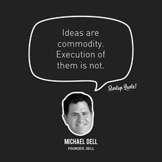 "This is for every monkey who has every approached me with the ""big idea"" but had no idea how to execute.  Just saying."