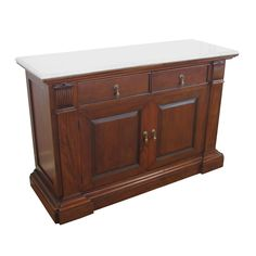 Goma buffet 140cm french brown