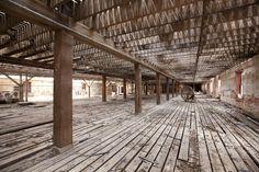 Old Brick Factory