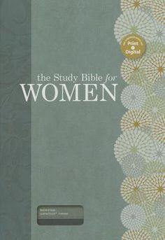 """The Study Bible for #Women will equip you to reach deep into God's Word. Perhaps the single most powerful aspect of this #Bible are the """"threads"""" of specialized study thoughtfully woven throughout, pointing you to God's larger story and allowing the #HolySpirit to write His revealed truths on your heart."""