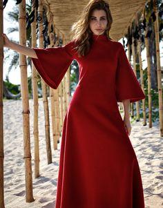 Vogue Arabia January 2018 Nancy Ajram by Michael Schwartz