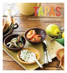 Tapas... great collection of recipes and beautiful images