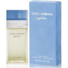 Perfume Light Blue EDT Feminino Dolce e Gabbana Perfume Good Girl, Best Perfume, Perfume Oils, Perfume Light Blue, Light Blue Dolce Gabbana, Perfume Azul, Dolce And Gabbana Perfume, Fragrance, Make Up