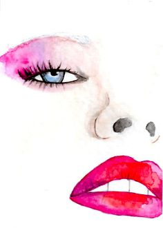 http://www.redbubble.com/people/alamode/works/7465310-faces-of-fashion-no-1-fashion-illustration