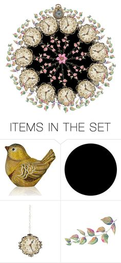 """""""Time."""" by cardigurl ❤ liked on Polyvore featuring art"""