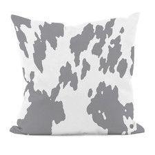 Animal Down Throw Pillow