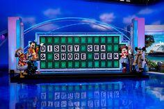 Disney Sea & Shore Week on 'Wheel of Fortune'