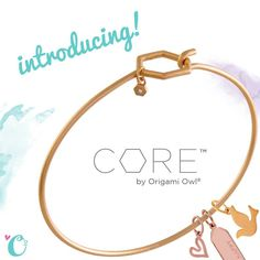 Origami Owl Living Lockets brand new CORE collection! It's unlike anything we've ever done before! There are more than 75 pieces in this new collection! #GrowO2