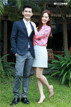 Aaron Yan and Joanne Tseng Pair Up for Sunday Night SETTV Drama Refresh Man | A Koala's Playground
