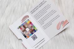Douglas – color card