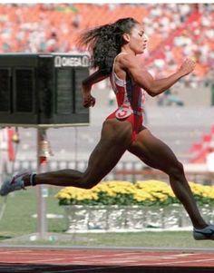 Healthy Bits and Bites: Run Like Flo Jo: Melissa's 90 Min Tread Workout!