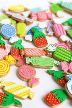 When Cookies Imitate Candy   Oh Happy Day!   Bloglovin'
