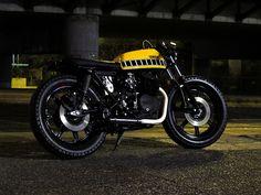 LSRBikes   Yamaha XS 400 Custom by DCB