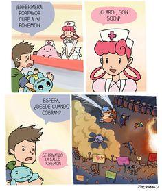 Consecuencias de la crisis en Pokémon