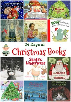 24 Days of Multicultural Christmas Books Christmas books are the perfect way to count down to Christmas. Check out this great list of Christmas picture books and get the printable calendar.