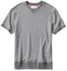 Banana Republic Heritage Slubbed Terry Short-Sleeve Sweatshirt on shopstyle.com