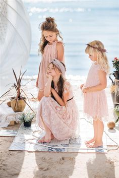 As gorgeous as ever Sandra in the D.Efect cut out dress Kids Wear, Summer Collection, Fashion Brand, Summertime, Cover Up, Spring Summer, Lace Dresses, Boho, How To Wear