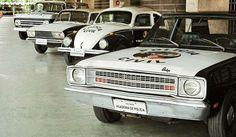 Em nome da lei: Dodge, Fusca, Variant e Veraneio - Marco de Bari