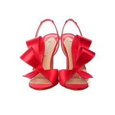 Nicholas Kirkwood - Shoes 2012 Spring-Summer ❤ liked on Polyvore