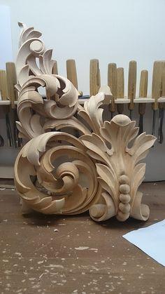 Phantastisch. Das ist Können, das ist Kunst.  Резьба по дереву. Иконостасы :: #woodcarving