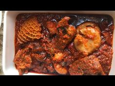 Hey lovelies, I decided to share this very much requested palm oil stew recipe with you all. Palm Oil Stew Ready in 1 hour 20 m. Nigerian Soup Recipe, Nigerian Stew, Beef Recipes, Soup Recipes, African Stew, Nigeria Food, Palm Oil, Yams, Stuffed Hot Peppers