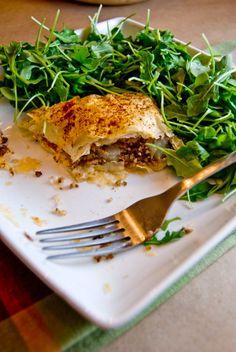 Super Easy Walnut Red Potato Samosas #vegan