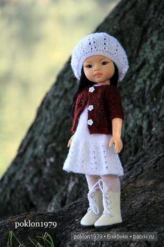 """""""Засентябрило за окном..."""" Игровые куклы Паола Рейна 35 см (Даша, Карла, Аками) / Одежда и обувь для кукол - своими руками и не только / Бэйбики. Куклы фото. Одежда для кукол"""