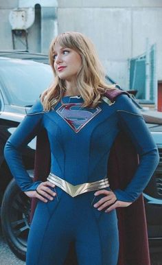 Melissa Supergirl, Supergirl Comic, Supergirl 2015, Supergirl And Flash, Melissa Benoist, Super Hero Outfits, Super Hero Costumes, Superman, Supergirl Crossover