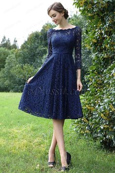 Looking for low price but high quality eDressit Long Sleeves Blue Lace Mother of the Bride Dress (26170205)? eDressit.com can custom-made for you!