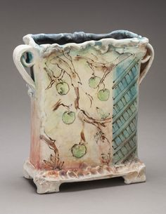 Commissioned Ceramic Art – Laurie Shaman