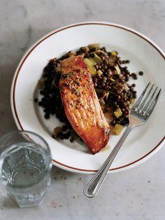 Be a pescatarian -- eat to de-stress.