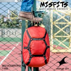 Be fashionably late rather than uncomfortably early. #Misfits