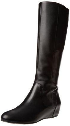 Women's & Ladie's Wedge Heel Rubber Rain Boots / Snow Boots (7 ...