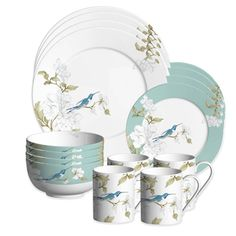 Product Image for Portmeirion® Royal Worcester® Essentials 16-Piece Nectar Dinnerware Set 1 out of 2