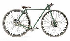 """36"""" wheel concept bike by Paolo De Giusti"""